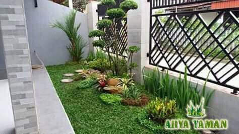 Jasa Pembuatan Taman di Cibubur
